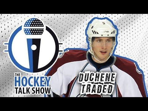 Matt Duchene has been traded!