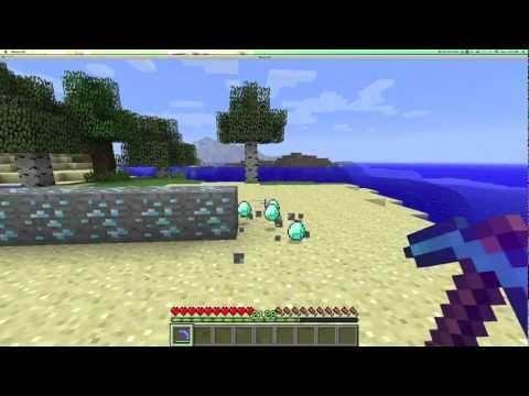 how to enchant a pickaxe in minecraft