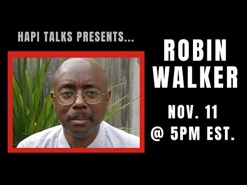 HAPI Talks with Esteemed Scholar Robin Walker about the Moors and Medieval Africa | 11 Nov 2020