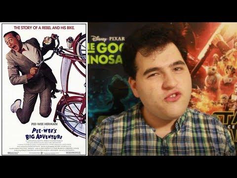 """""""Pee-Wee's Big Adventure (1985)"""" – Movie Review"""