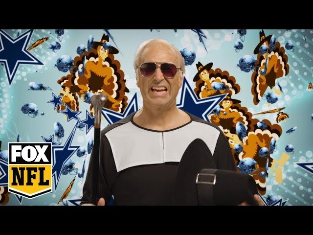 A Crazy Jerry Thanksgiving | RIGGLE'S PICKS | FOX NFL