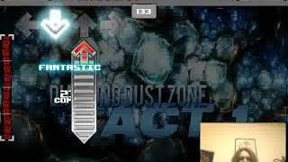 "Stepmania - ""Diamond Dust Zone Act 1"" (VGMPP)"