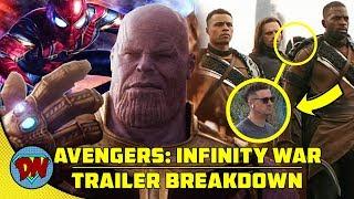 Infinity War Trailer Breakdown in Hindi | Things You Missed