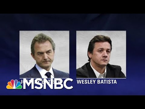 Trump Admin. Gives $62M Earmarked For Farmers To Corrupt Brazilian Brothers | The Last Word | MSNBC