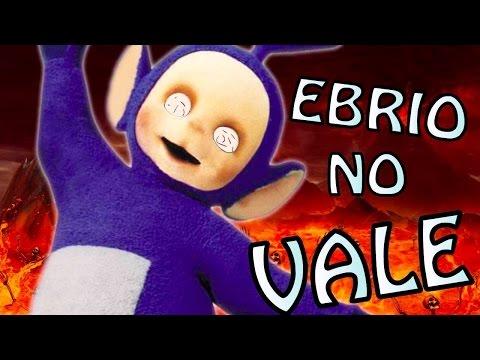 ¿MIEDO? AL CARAJO, ESTOY EBRIO! | Slendytubbies 3 - JuegaGerman