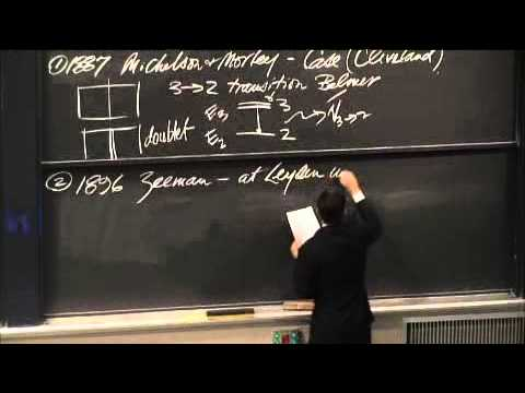 Lecture 5  Electron Shell Model & Quantum Numbers