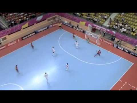 FIFA Futsal World Cup 2012 | Serbia 2 - 2 Czech Republic
