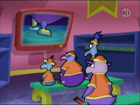 Cyberchase 802 Face-Off (1/3)
