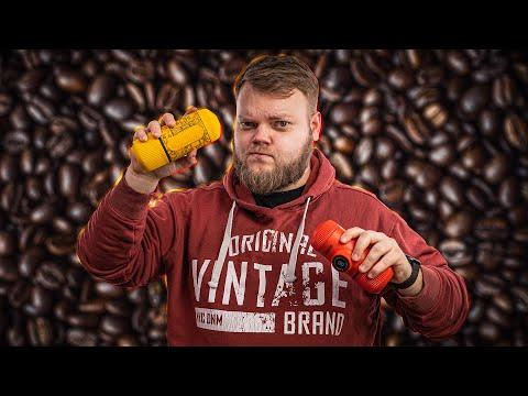 Возьми кофе с собой! Портативные кофемашины Wacaco