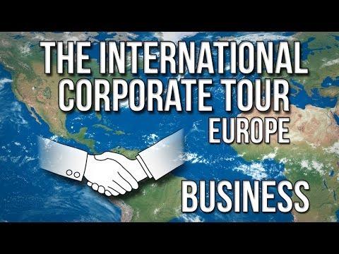 The International Corporate Tour: Business Spotlight