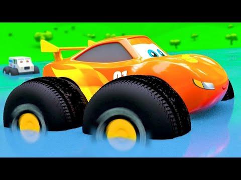 Cars Cartoons McQueen,
