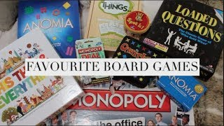 BEST BOARD GAMES TO PLAY WITH FRIENDS & FAMILY