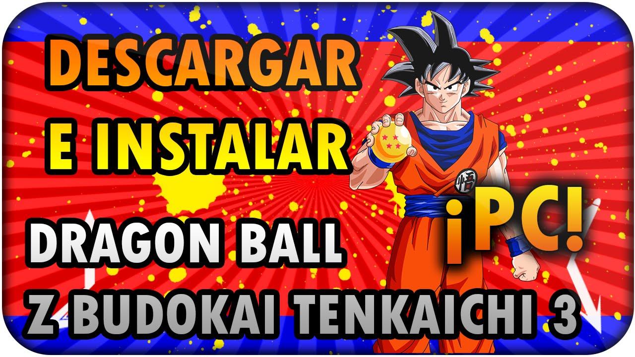 Dragon Ball Z Budokai Tenkaichi 3 PC Version