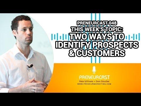 PreneurCast048: Marketing Nouns and Marketing Verbs