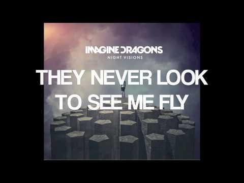 Tiptoe - Imagine Dragons (With Lyrics)