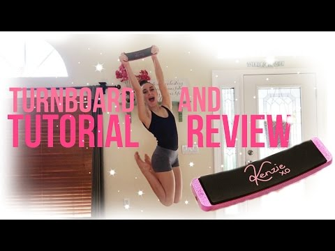 Turnboard Tutorial and Review/ How to Use Your Ballet is Fun Turnboard! | avamayvibes