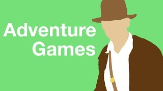 Adventure Games - Genre Origins