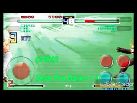 Combos Kof 2002 Android