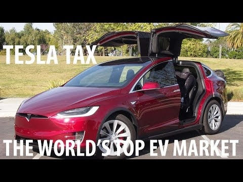 Look This,  'Tesla Tax' Could Hit Norway, The World's Top EV Market