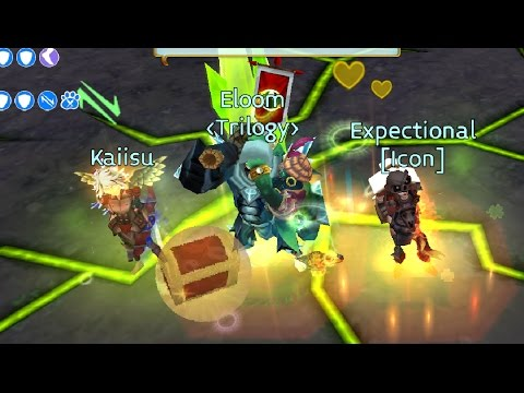 Arcane Legends | Lvl 6 Arcane Chest Hunt!