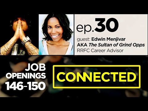 #IZCONNECTED 30 | Audio Editor Job in Washington DC +4 More Grind Opps 146-150
