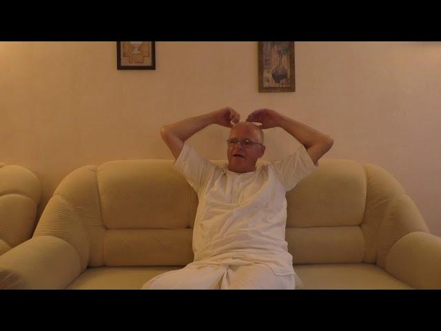 Е.М.Манидхар прабху. 2 день 6 часть санкиртана