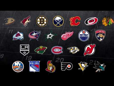 How the NHL Schedule Is Made (2018)