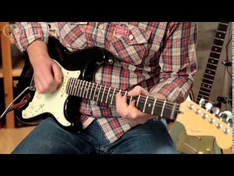 Fender American Deluxe Strat HSS Shawbucker