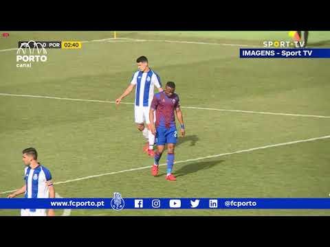 Futebol: Cova da Piedade-FC Porto B, 1-1 (Ledman LigaPro, 26.ª jornada, 17/03/19)