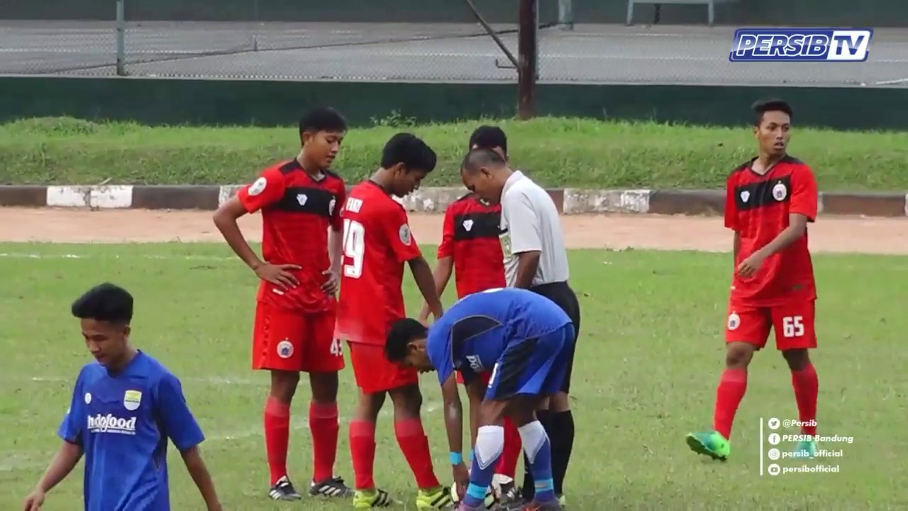Senior Tak Berdaya, Persib U-19 Justru Mempesona, Persib U19 Vs Persija U19 Skor 2-1 - YouTube