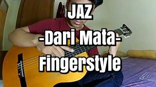 Download lagu Dari Mata - jaz ( fingerstyle gitar cover )