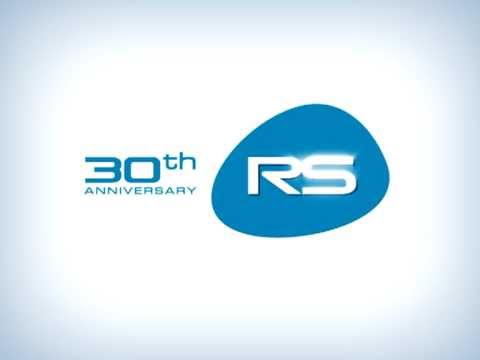 Rs 30th anniversary logo youtube