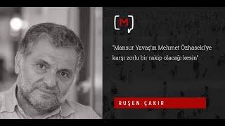 """Gambar cover Ruşen Çakır: """"Mansur Yavaş'ın Mehmet Özhaseki'ye karşı zorlu bir rakip olacağı kesin"""""""