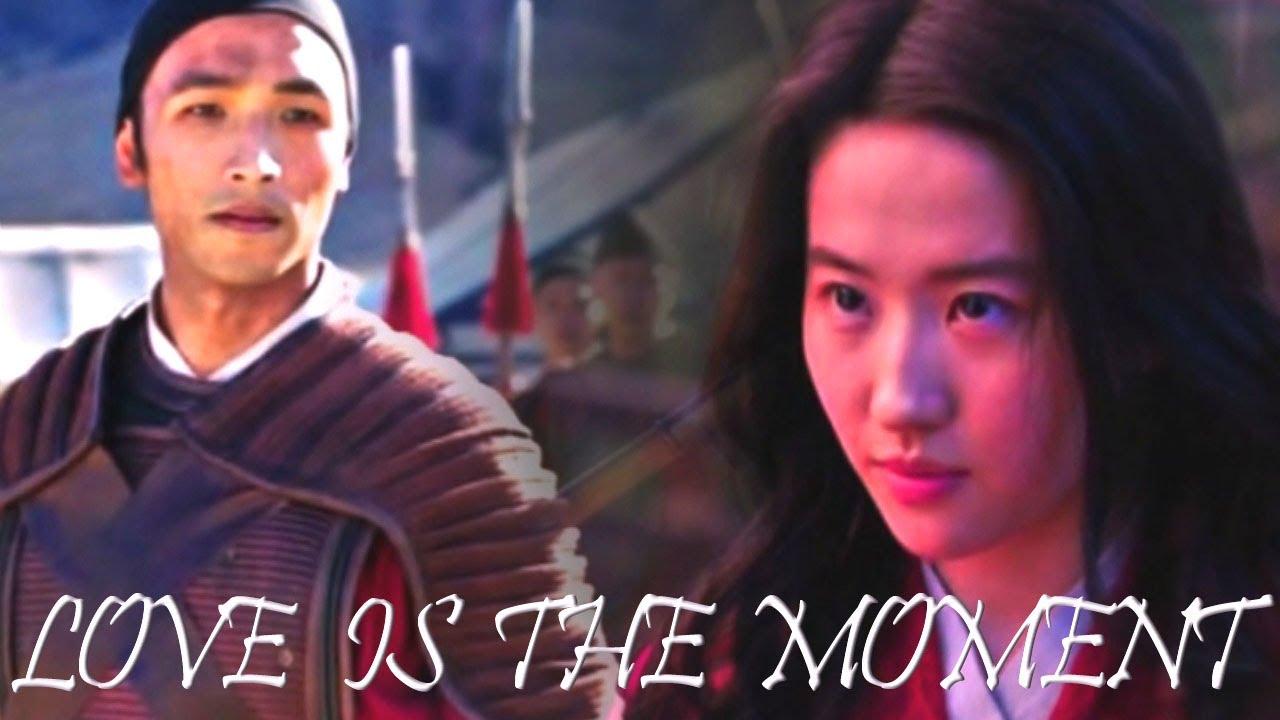 Download Mulan & Honghui - love is the moment