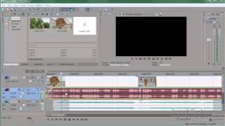 sony Vegas Pro Часть 24 - Работа со звуком