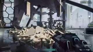 UE4 Apex Destruction Test 01
