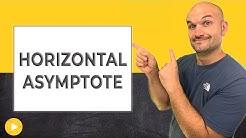 What is a horizontal asymptote