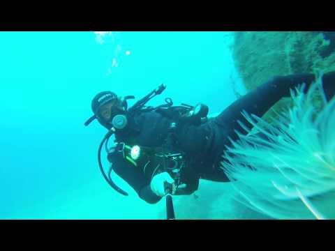 20170401 HMS Cricket scuba dive