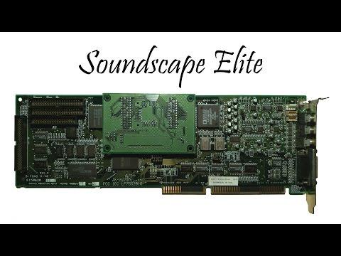 005 - Retro - Ensoniq Soundscape Elite - Wavetable, Midi-Music, Examples