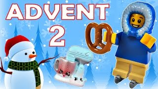 toy advent calendar day 2 shopkins lego friends play doh minions my little pony disney princess
