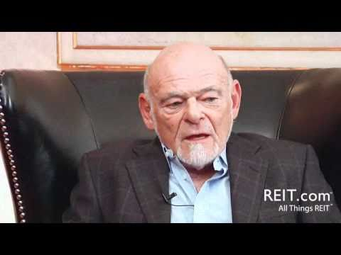 REITs@50: Sam Zell of Equity Group Investments