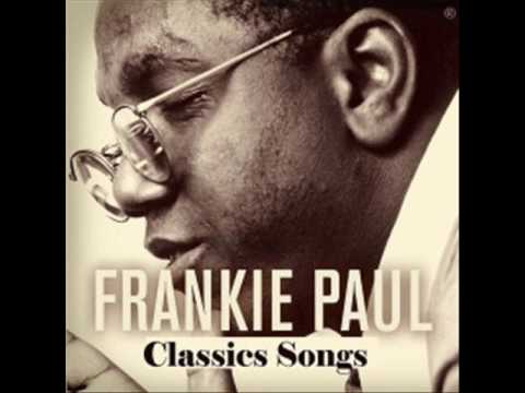 FRANKIE PAUL GREATEST HITS SONGS - BEST OF FRANKIE PAUL DJ JASON 8764484549