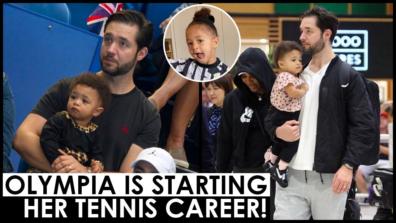 ALEXIS OLYMPIA IS STARTING HER TENNIS CAREER WITH A NEW INSTRUCTOR WHO HAS NO CLUE WHO HER MOM IS