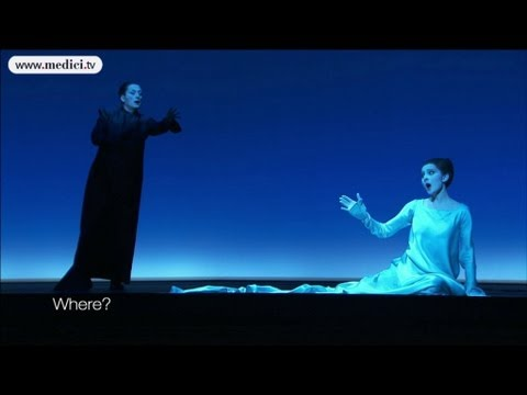 Elena Tsallagova (Mélisande) & Vincent le Texier (Golaud) - Pelléas et Mélisande - Robert Wilson
