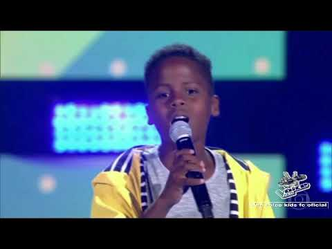 Jeremias Reis canta Semente do Amanha  The Voice Kids 2019