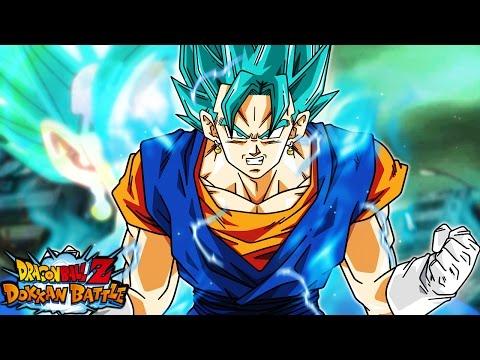100% SA10 VEGITO BLUE IS AMAZING! Full SA10 Heroes Team! Dragon Ball Z Dokkan Battle