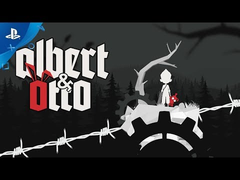 Albert and Otto - Launch Trailer   PS4