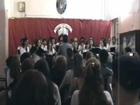 C. PRÁCTICA CORAL PROF MARCELO BOLZAN - A que Florezca mi Pueblo (Damián Sanchez)