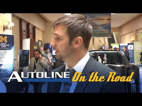 Hydrogen Fuel: What it Will Cost, Where it Will Come From - Autoline on the Road CAR MBS 2014