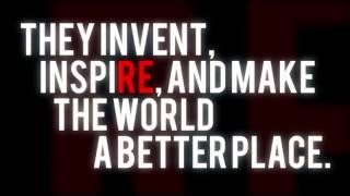 "Inspirational Video, ""Here's to the Entrepreneur"""